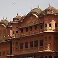 Vaaleanpunaista kaupunkia Jaipur
