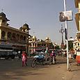 Katunäkymää Jaipur