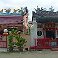 Kiinalaistemppeleitä Melaka