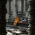 Munkki Angkor Wat