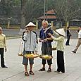 Hedelmäkauppiaat, Hanoi
