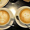 Caffe latte pupu ja nalle, Kyoto