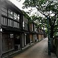 Joenvarren vanhoja taloja, Kanazawa