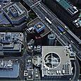 Näkymää Sunshine 60 rakennuksesta, Tokyo
