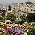Katunäkymää, San Francisco