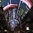 Kävelykadun valoshow, Las Vegas