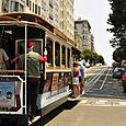 Raitiovaunu, San Francisco