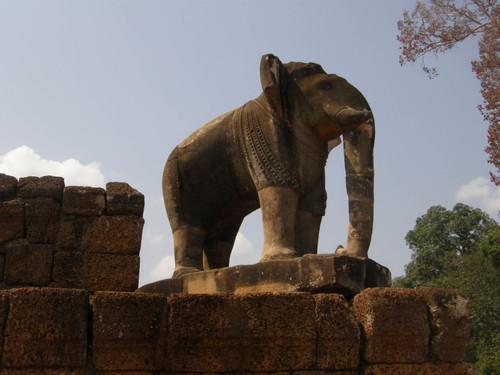 Elefanttipatsas Pre Rup