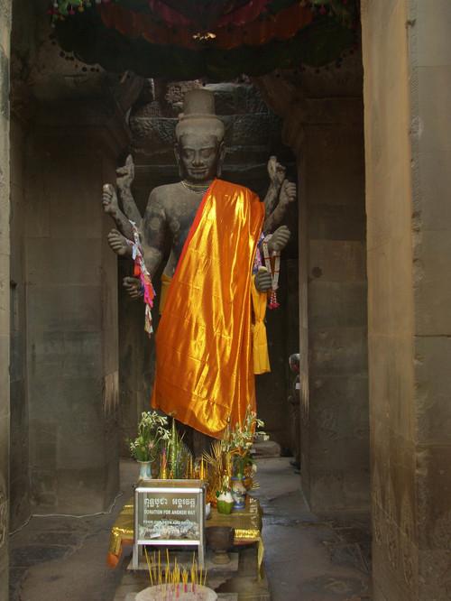 Palvontapaikka Angkor Wat