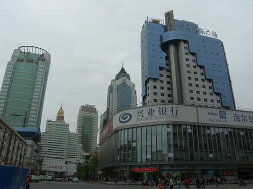 City, Chengdu