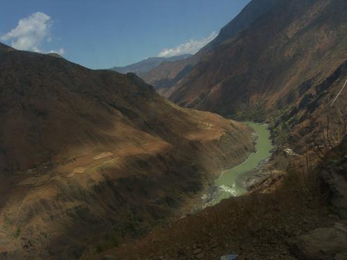 Jossakin matkalla, Lijiang-Lugu Hu