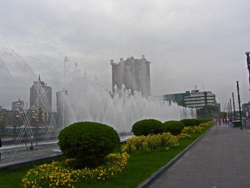 Suihkulähteitä lisää, Chengdu