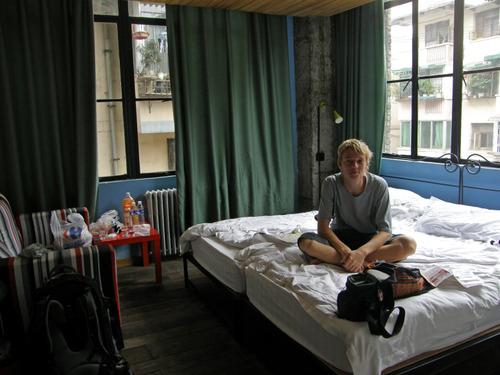 The Loft Hostel, Chengdu