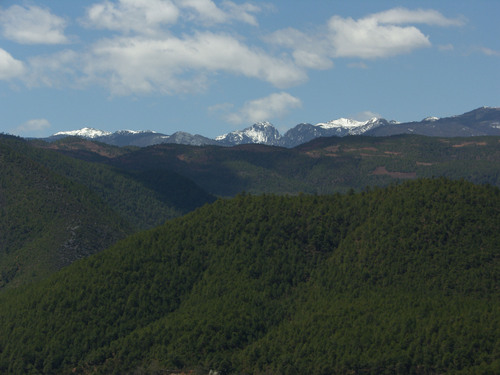 Vuoristoa, Lugu Hu