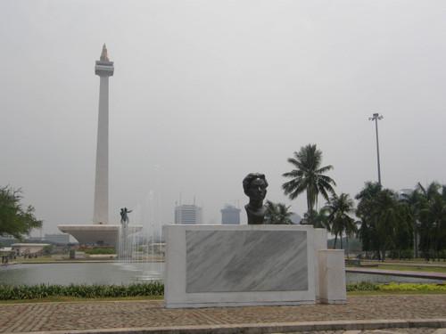 Kansallismonumentti Jakarta