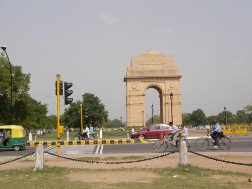 Intian portti Delhissä