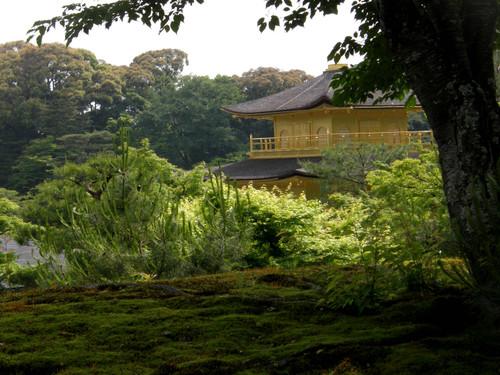 Rokuonji Temple, Kyoto