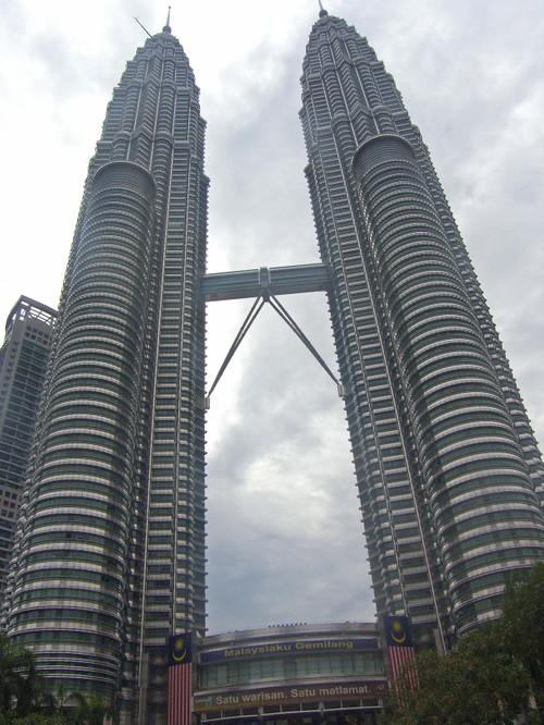 Petronas tornit Kuala Lumpur