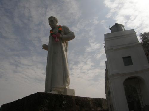 Pyhän Paavalin kirkon rauniot Melaka