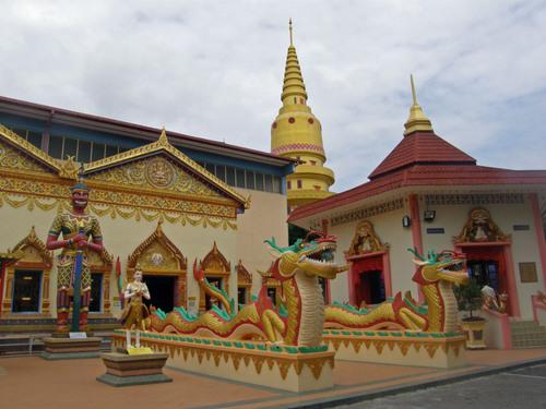 Wat Chaiyamangalaram Temple