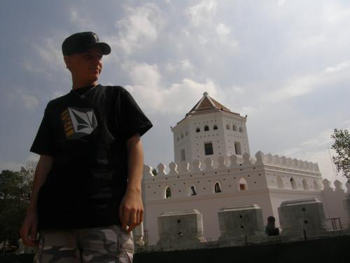 Santtu ja Phra Sumen Fort