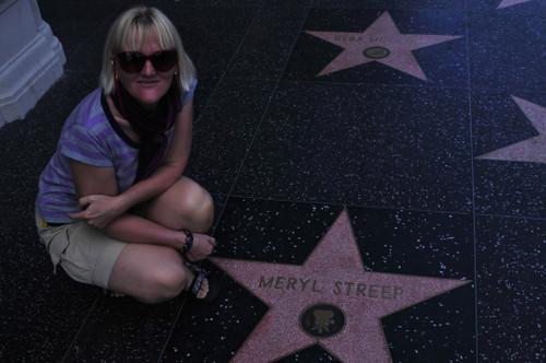 Walk of fame, LA