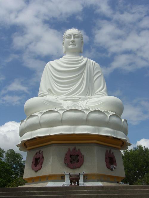 Buddha, Long Son Pagoda, Nha Trang