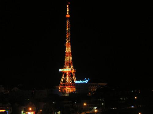 Eiffel tower, Dalat