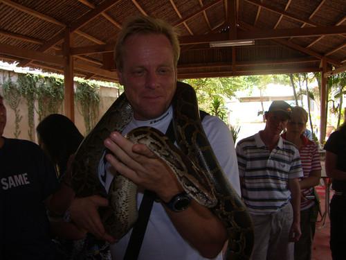 Python ja Jyrki Mekong Delta