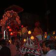 Karnevaalitunnelmaa Agrassa