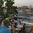 Illallinen Hotel Kamal Agra
