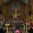 Yksityiskohtaa Buddhalaistempelistä