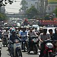 Liikennettä, Ho Chi Minh