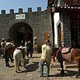 Gate, Lijiang