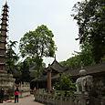 Temppelialuetta, Chengdu
