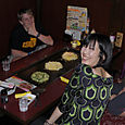 Syömässä Kumikon kanssa, Kanazawa
