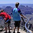 Pojat, North Rim, Grand Canyon