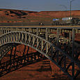 Glenn Canyon Bridge, Page