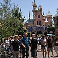 Pojat Disneylandissa, LA