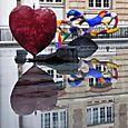 Ulkoilmataidetta, Paris
