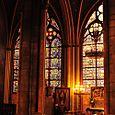 Sisäkuva, Notre-Dame, Paris