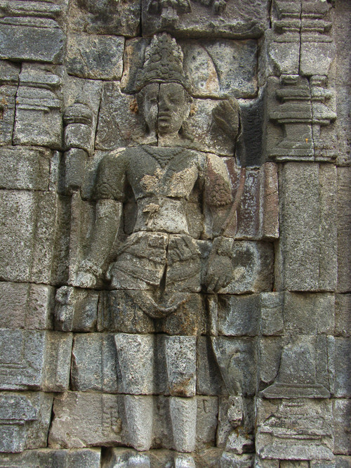 Yksityiskohtaa Prambanan