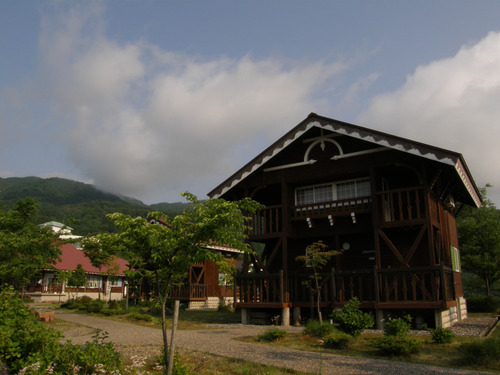 Mökki, Fukumitsu, Toyama
