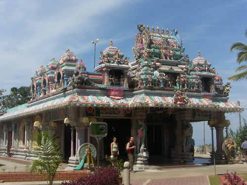 Hindutemppeli Penang Hill