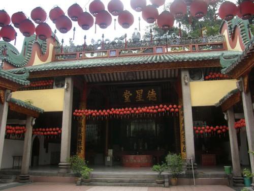 Kiinalaistemppeli Kuala Lumpur