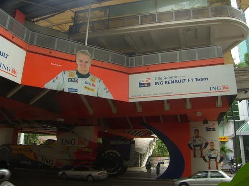 Mainoksia Kuala Lumpur