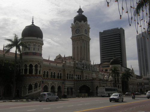 Sultan AbdulSamad rakennus  Kuala Lumpur