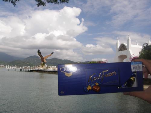 Verovapaa suklaa Langkawi