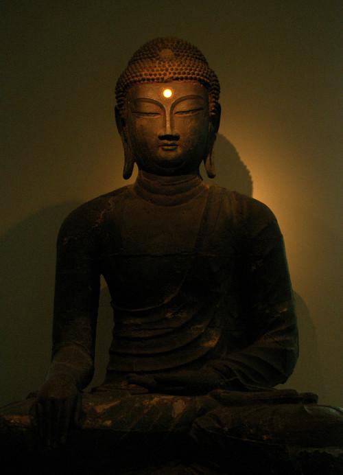 Buddha, National Museum of Korea