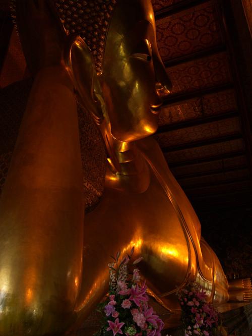 Buddha Wat Pho Temple Bangkok